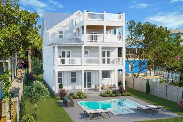 62 Sunfish Street, Destin, FL 32541 (MLS #877077) :: Berkshire Hathaway HomeServices Beach Properties of Florida