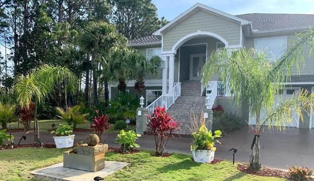 91 Hombre Circle, Panama City Beach, FL 32407 (MLS #877079) :: Beachside Luxury Realty