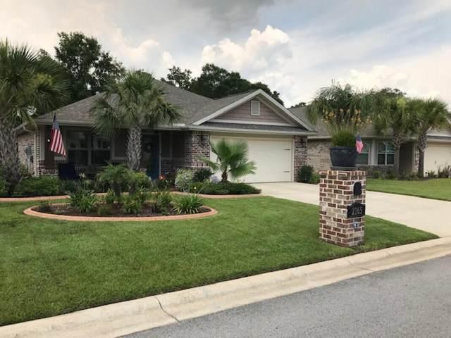 2165 Wyatt Way, Fort Walton Beach, FL 32547 (MLS #877101) :: Better Homes & Gardens Real Estate Emerald Coast