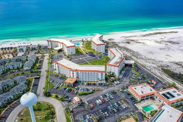 909 Santa Rosa Boulevard #129, Fort Walton Beach, FL 32548 (MLS #877119) :: The Beach Group