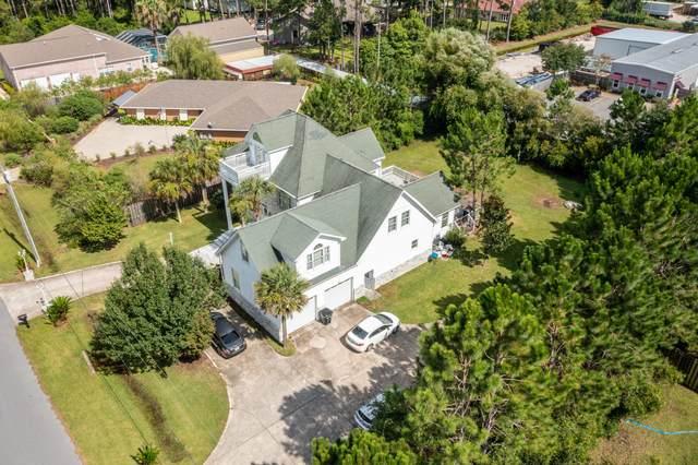 117 Santa Barbara Avenue, Santa Rosa Beach, FL 32459 (MLS #877139) :: The Ryan Group