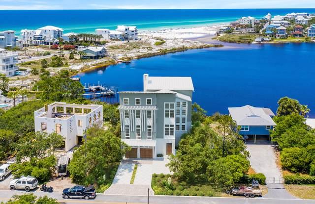 283 Lakeview Drive, Santa Rosa Beach, FL 32459 (MLS #877209) :: Blue Swell Realty