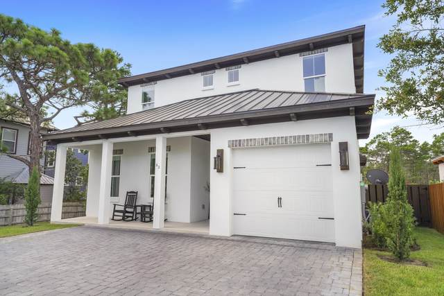62 Carefree Lane, Santa Rosa Beach, FL 32459 (MLS #877216) :: Corcoran Reverie