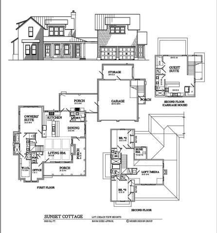 Lot 2 BL 9 Sunset Avenue Avenue, Santa Rosa Beach, FL 32459 (MLS #877253) :: Engel & Voelkers - 30A Beaches
