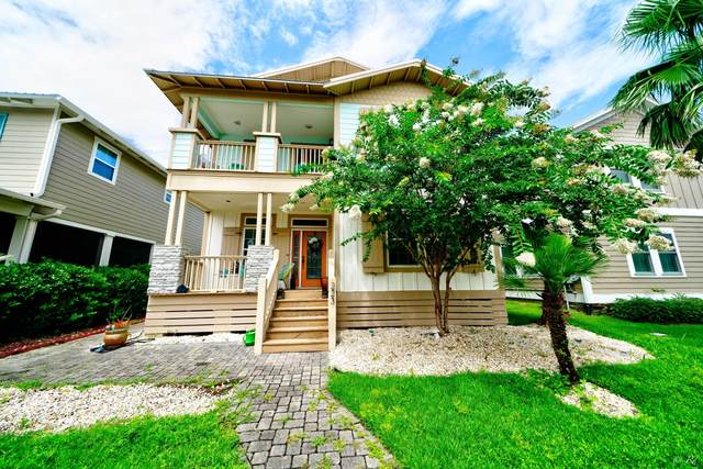 223 Turtle Cove, Panama City Beach, FL 32413 (MLS #877263) :: Better Homes & Gardens Real Estate Emerald Coast