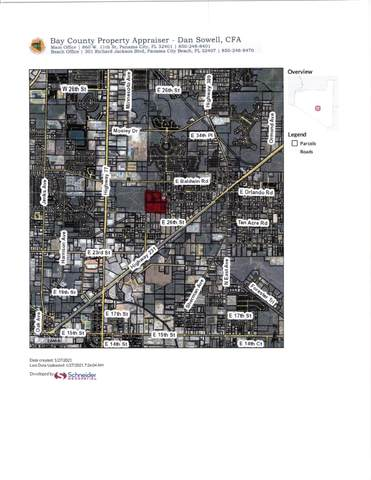 1920 W Game Farm W End Of Road, Panama City, FL 32405 (MLS #877306) :: Anchor Realty Florida