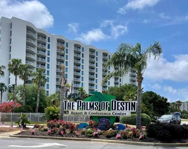 4203 Indian Bayou Trail Unit 1613, Destin, FL 32541 (MLS #877341) :: Scenic Sotheby's International Realty