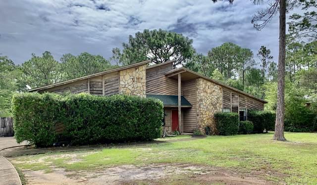 2412 Sherwood Drive Drive, Navarre, FL 32566 (MLS #877355) :: NextHome Cornerstone Realty