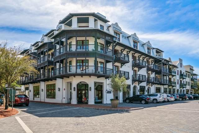 46 N Barrett Square Unit 402, Inlet Beach, FL 32461 (MLS #877379) :: Berkshire Hathaway HomeServices Beach Properties of Florida