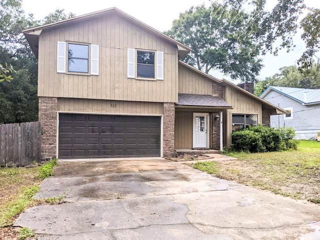 514 Linden Avenue, Niceville, FL 32578 (MLS #877400) :: Scenic Sotheby's International Realty