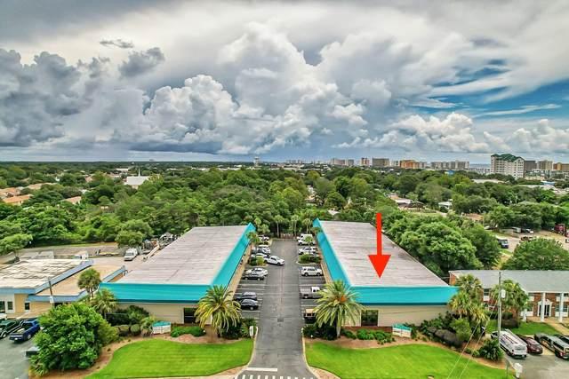 124 Benning Drive Ste 7, Destin, FL 32541 (MLS #877414) :: NextHome Cornerstone Realty