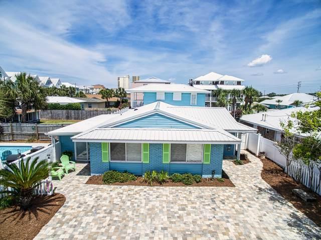 4116 Ocean Street, Panama City Beach, FL 32408 (MLS #877419) :: The Beach Group