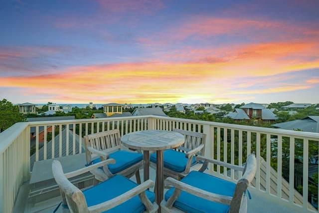 105 Silver Laurel Way, Santa Rosa Beach, FL 32459 (MLS #877454) :: ENGEL & VÖLKERS