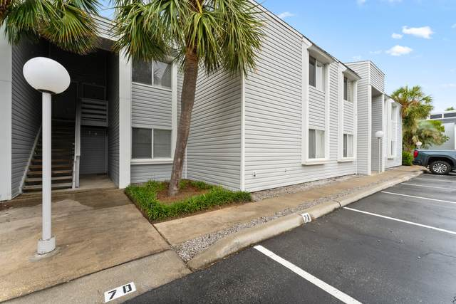 101 Old Ferry Road Unit 7A, Shalimar, FL 32579 (MLS #877483) :: Scenic Sotheby's International Realty