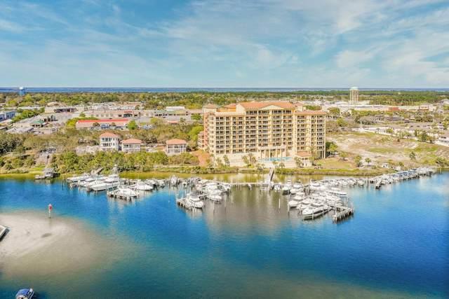 770 Harbor Blvd 7B, Destin, FL 32541 (MLS #877504) :: Rosemary Beach Realty