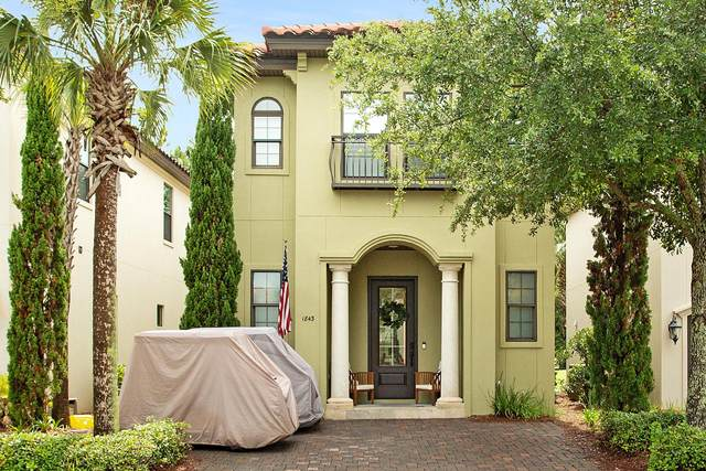 1843 Boardwalk Drive, Miramar Beach, FL 32550 (MLS #877505) :: Counts Real Estate Group