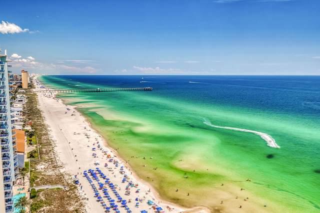 16819 Front Beach Road Unit 2017, Panama City Beach, FL 32413 (MLS #877516) :: Scenic Sotheby's International Realty