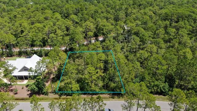 Lot 10 Seclusion Way, Santa Rosa Beach, FL 32459 (MLS #877517) :: Berkshire Hathaway HomeServices Beach Properties of Florida