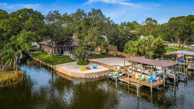 13 Camp David Drive, Santa Rosa Beach, FL 32459 (MLS #877521) :: Berkshire Hathaway HomeServices Beach Properties of Florida