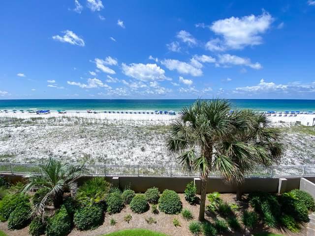 520 Santa Rosa Boulevard Unit 303, Fort Walton Beach, FL 32548 (MLS #877534) :: John Martin Group | Berkshire Hathaway HomeServices PenFed Realty
