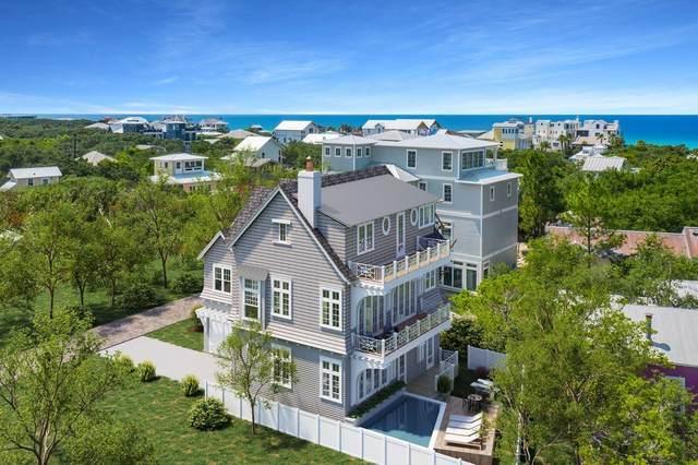 38 Cypress Hill Road, Santa Rosa Beach, FL 32459 (MLS #877553) :: Coastal Luxury
