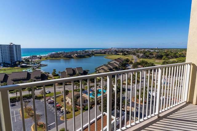 122 Seascape Drive Unit 1106, Miramar Beach, FL 32550 (MLS #877588) :: NextHome Cornerstone Realty