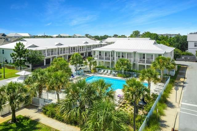 125 Crystal Beach Drive Unit 122, Destin, FL 32541 (MLS #877591) :: NextHome Cornerstone Realty