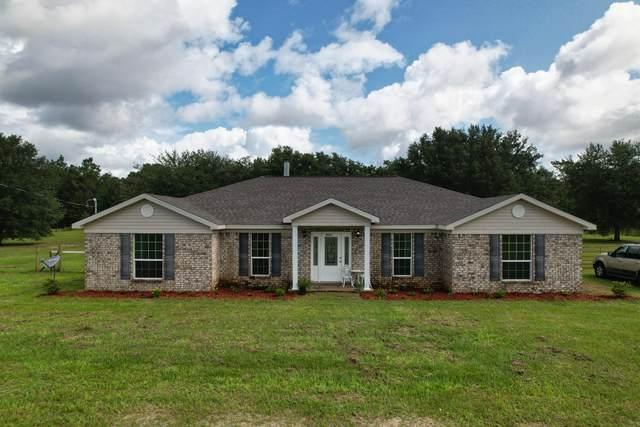9952 Jeno Road, Milton, FL 32583 (MLS #877605) :: NextHome Cornerstone Realty