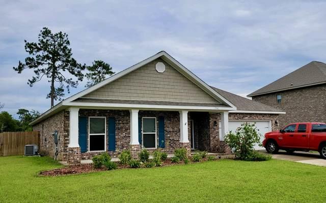 3546 Turquoise Drive, Navarre, FL 32566 (MLS #877612) :: NextHome Cornerstone Realty