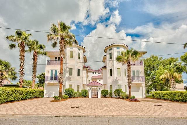 125 12Th Street, Panama City Beach, FL 32413 (MLS #877617) :: Berkshire Hathaway HomeServices PenFed Realty