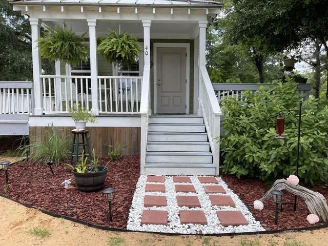 40 Horseshoe Lane, Freeport, FL 32439 (MLS #877641) :: Scenic Sotheby's International Realty