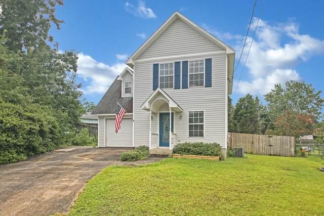 104 Eastview Drive, Crestview, FL 32536 (MLS #877659) :: Scenic Sotheby's International Realty