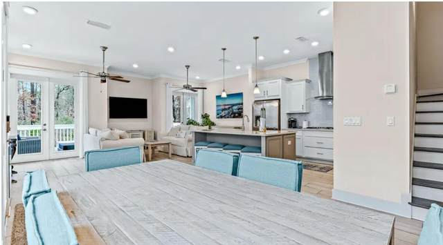 80 E Milestone Drive Unit A, Inlet Beach, FL 32461 (MLS #877665) :: NextHome Cornerstone Realty