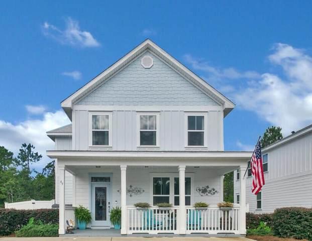 49 Oakley Court, Santa Rosa Beach, FL 32459 (MLS #877694) :: Coastal Luxury