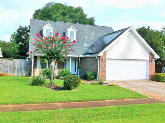 862 Mande Court, Shalimar, FL 32579 (MLS #877695) :: John Martin Group | Berkshire Hathaway HomeServices PenFed Realty