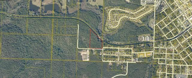 10 Acres Grimes Avenue, Crestview, FL 32536 (MLS #877703) :: Scenic Sotheby's International Realty