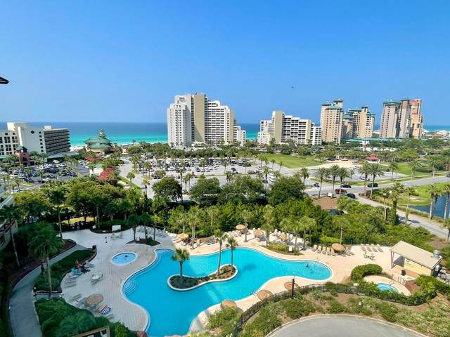 5000 Sandestin South Boulevard Unit 7109, Miramar Beach, FL 32550 (MLS #877722) :: Anchor Realty Florida