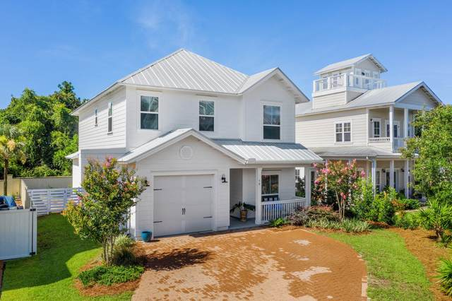 50 S Grande Pointe Drive, Inlet Beach, FL 32461 (MLS #877723) :: Scenic Sotheby's International Realty