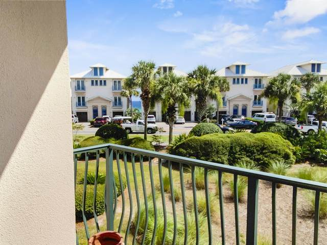 1952 Scenic Gulf Drive Unit 207, Miramar Beach, FL 32550 (MLS #877726) :: RE/MAX By The Sea