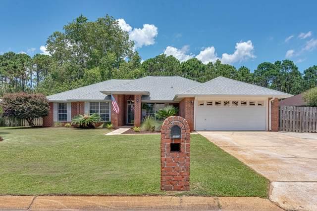 5036 Lantana Drive, Gulf Breeze, FL 32563 (MLS #877727) :: Berkshire Hathaway HomeServices PenFed Realty