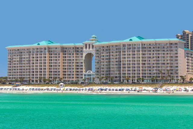 1200 Scenic Gulf Drive Unit B1202, Miramar Beach, FL 32550 (MLS #877730) :: Berkshire Hathaway HomeServices Beach Properties of Florida