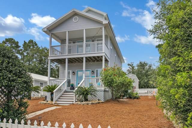 126 Gulf Winds Way, Santa Rosa Beach, FL 32459 (MLS #877738) :: Better Homes & Gardens Real Estate Emerald Coast
