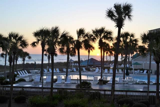 7205 Thomas Drive C105, Panama City Beach, FL 32408 (MLS #877754) :: RE/MAX By The Sea