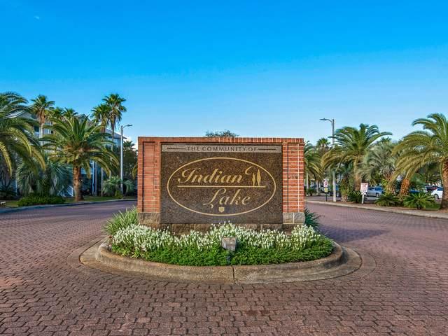 4070 Dancing Cloud Court Unit 190, Destin, FL 32541 (MLS #877776) :: The Premier Property Group
