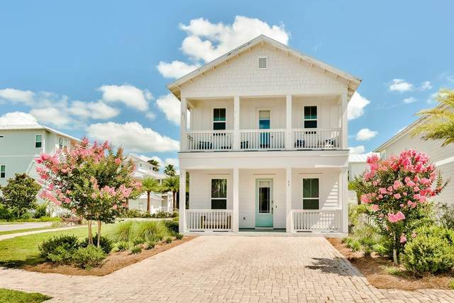 53 S Grande Pointe Drive, Panama City Beach, FL 32461 (MLS #877785) :: Berkshire Hathaway HomeServices PenFed Realty