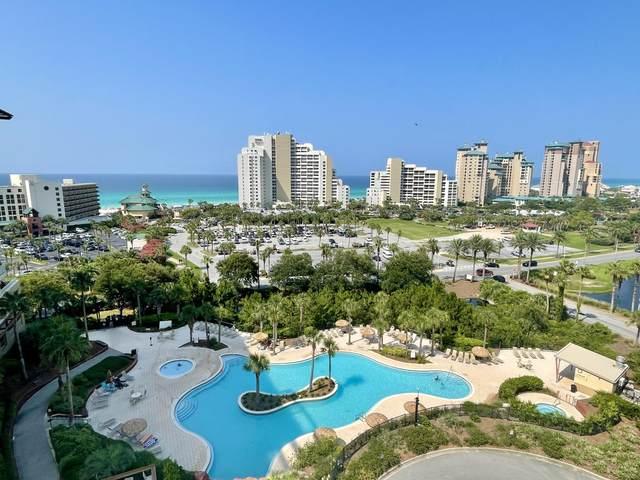 5000 S Sandestin Boulevard 6802/6804, Miramar Beach, FL 32550 (MLS #877793) :: Berkshire Hathaway HomeServices PenFed Realty