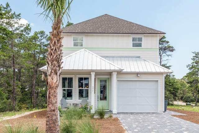 TBD Euvino Way Lot 8, Santa Rosa Beach, FL 32459 (MLS #877794) :: Berkshire Hathaway HomeServices PenFed Realty