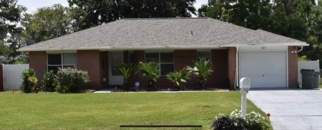 367 El Matador Trail Trail, Pensacola, FL 32506 (MLS #877813) :: Better Homes & Gardens Real Estate Emerald Coast