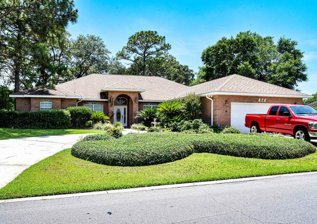 878 The Masters Boulevard, Shalimar, FL 32579 (MLS #877824) :: RE/MAX By The Sea