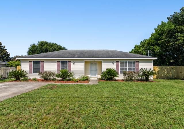 1974 Justice Circle, Gulf Breeze, FL 32563 (MLS #877854) :: Better Homes & Gardens Real Estate Emerald Coast